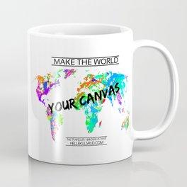 This Big World Coffee Mug