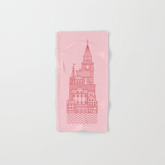 Copenhagen (Cities series) Hand & Bath Towel
