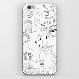 Calma as a Bomb #4 iPhone Skin