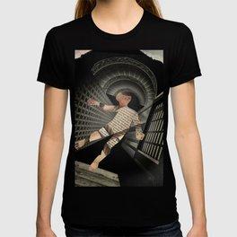 Kafka's Amerika T-shirt