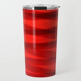 Scarlet Shadows Travel Mug