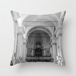 l.02 Throw Pillow