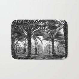 Vintage Palms Trees : Coachela Valley California 1937 Bath Mat