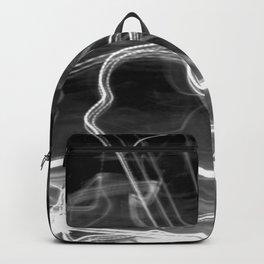 Spirit Power Inside (B&W) Backpack