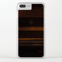 WV Clear iPhone Case