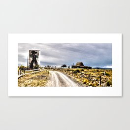 The Wild WILD West Canvas Print