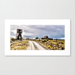 The Wild WILD West Canvas Print