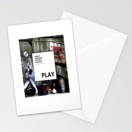 PLAY Stationery Cards