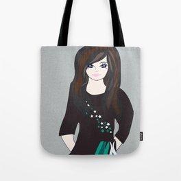 Elizabeth  Tote Bag