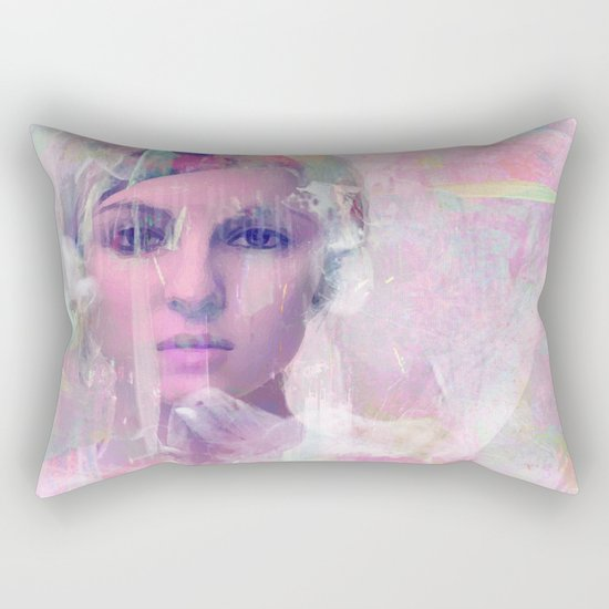 When you appear in my dreams Rectangular Pillow