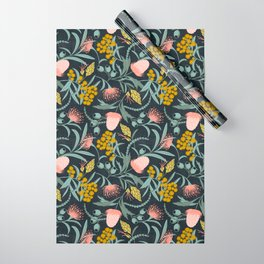 Flora Australis Wrapping Paper