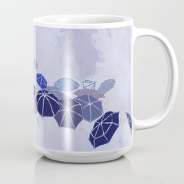 Rainy day blues Coffee Mug
