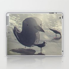 the Gaviota from Cartagena Laptop & iPad Skin