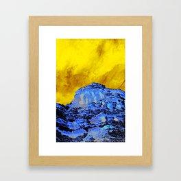 Earth! Framed Art Print