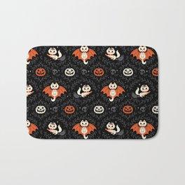 Spooky Kittens Bath Mat