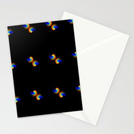 Shells in a Row Stationery Cards