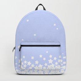 Falling Stars (Blue) Backpack