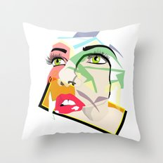 Anyone Throw Pillow