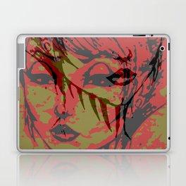twin demons Laptop & iPad Skin