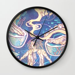 Feel of the Beat Wall Clock