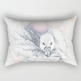 Swan baby Rectangular Pillow