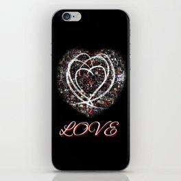 lovex4 iPhone Skin