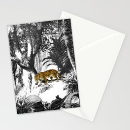 Leopard & Landscape Stationery Cards