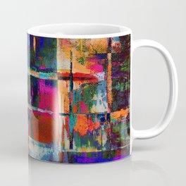 Canvas Abstract Deux Coffee Mug
