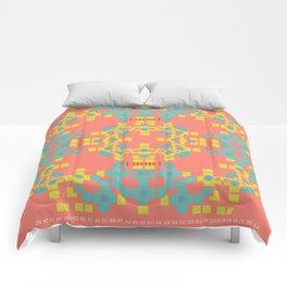 """Aurora"" series #10 Comforters"