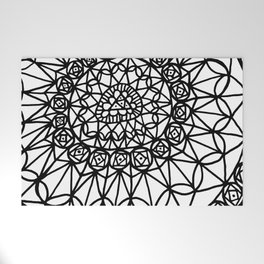 Doodle 12 Welcome Mat