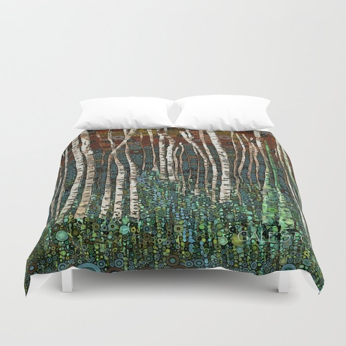 :: Wild in the Woods :: Duvet Cover