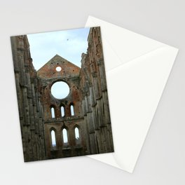 San Galgano Abbey Stationery Cards