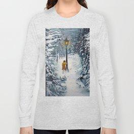 The Lamppost Long Sleeve T-shirt