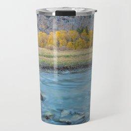 Autumn Aspens at Rush Creek Travel Mug