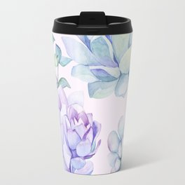 Wonderful Succulents Travel Mug
