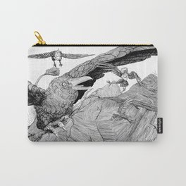 Assault on Harpy's Roost Carry-All Pouch