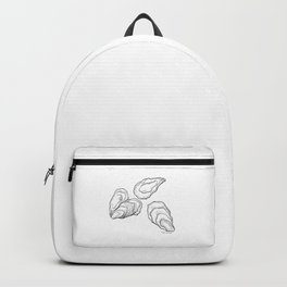 Mother of a pearl Backpack