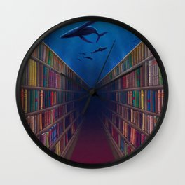 Atlantide Wall Clock