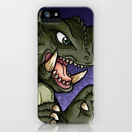 Gamera iPhone Case