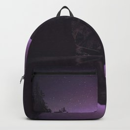 night reflection Backpack