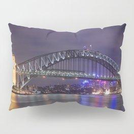 Sydney Harbour Bridge Pillow Sham