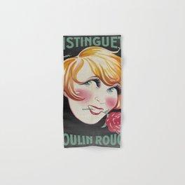 Vintage poster - French Club Hand & Bath Towel