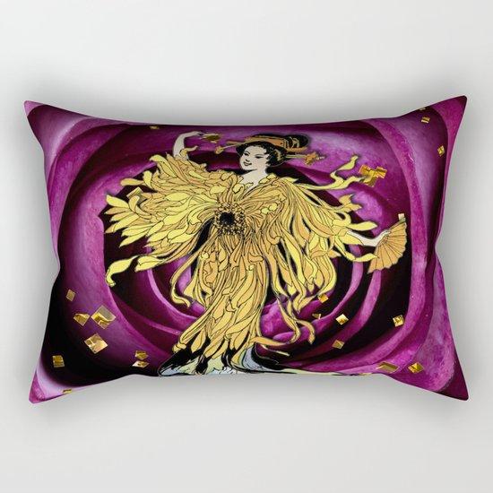 GOLDEN OPERA Rectangular Pillow