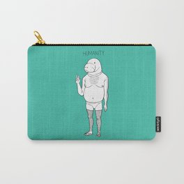 Humanity Carry-All Pouch