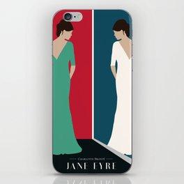 JANE EYRE DESIGN iPhone Skin