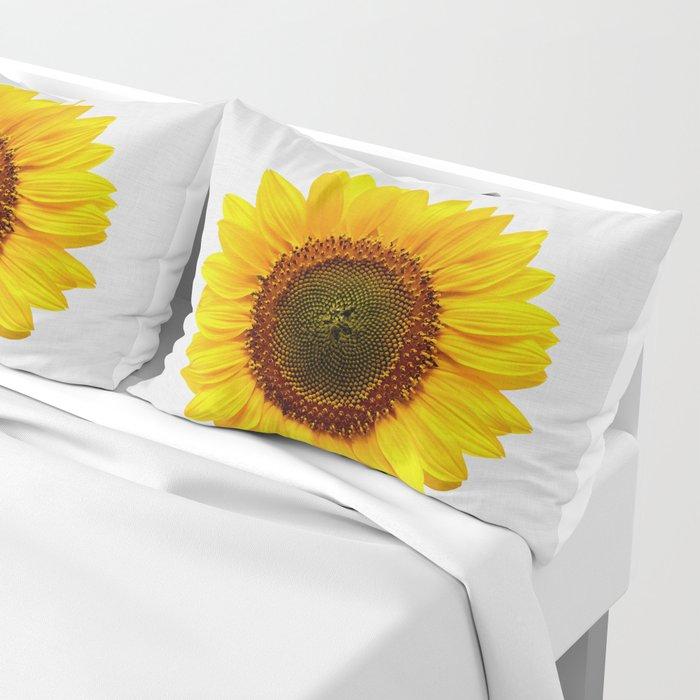 Sunflower Still Life Pillow Sham