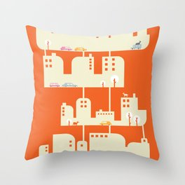 Home Throw Pillow