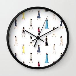 Royal Fashion March Wall Clock