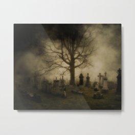 Unsettling Fog Metal Print
