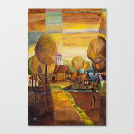 DoroT No. 0005 Canvas Print